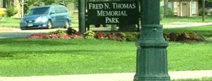 Fred Thomas Park