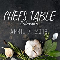 Chef's Table Colorado