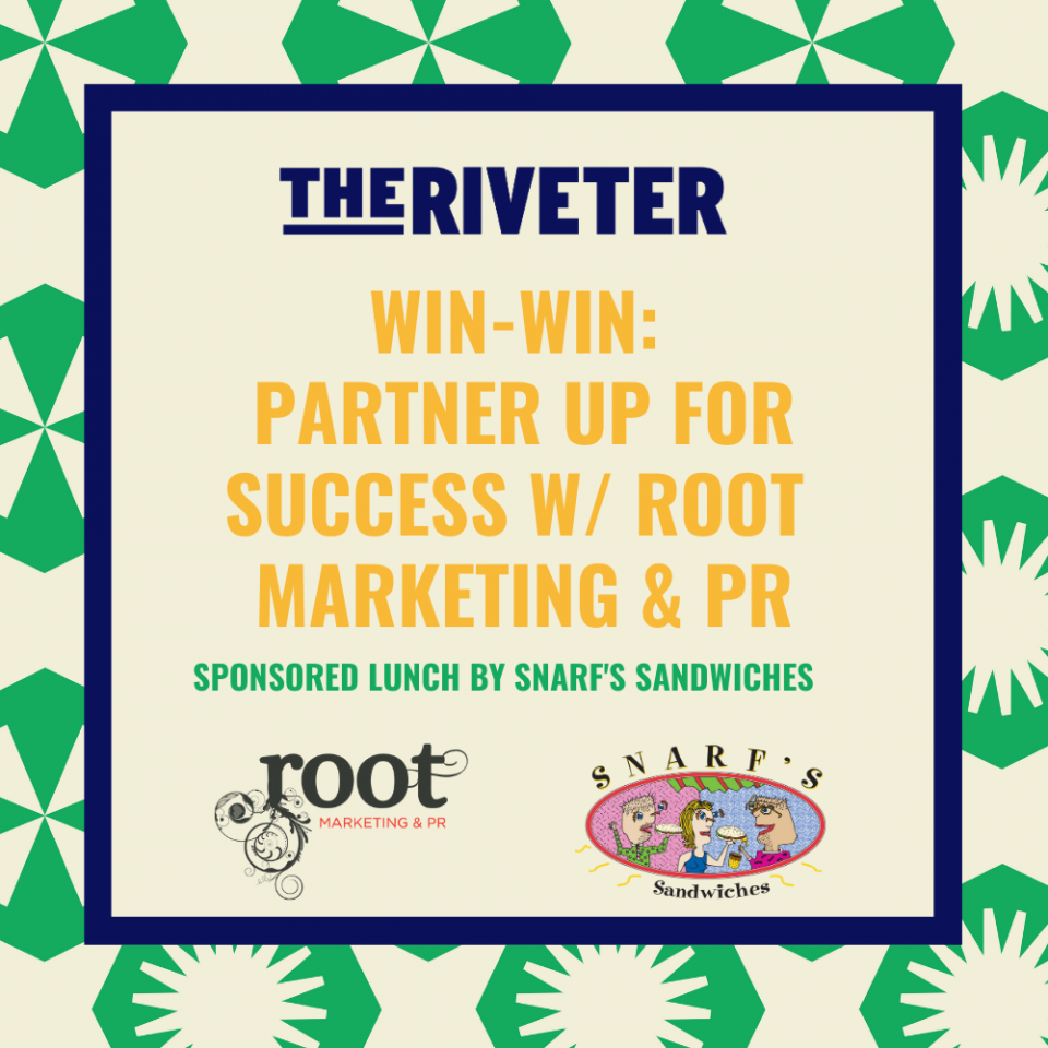 Win-Win: Partner Up for Success w/ ROOT Marketing & PR